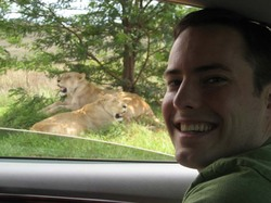 Jeff with Lions.jpg