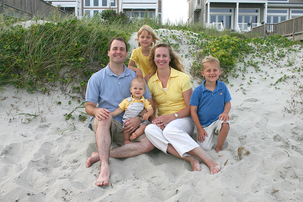 Bowden Family on Sand.jpg